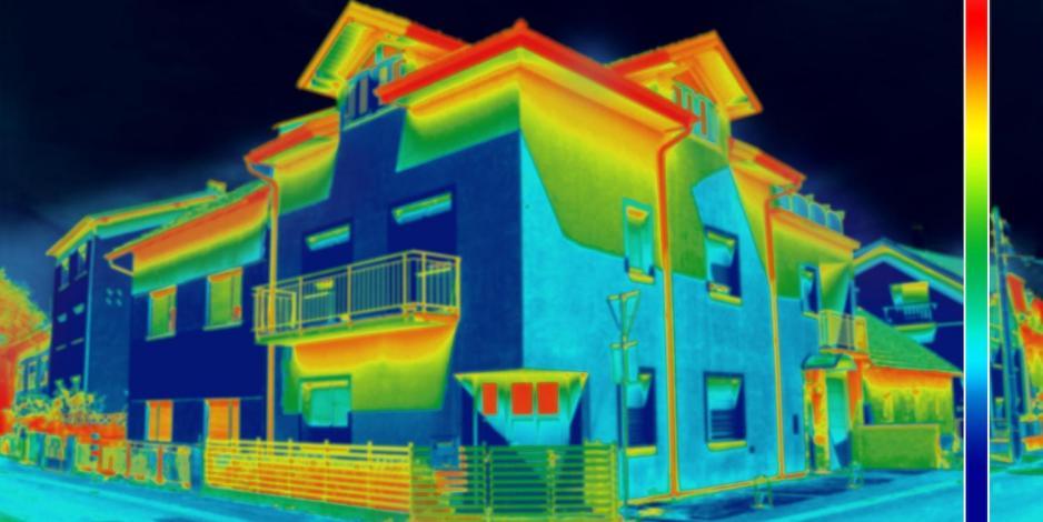 Green Team LI, Map of Energy Heat Audit, NY
