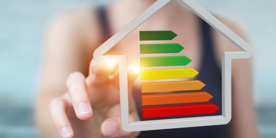energy audit/home performance assessment concept