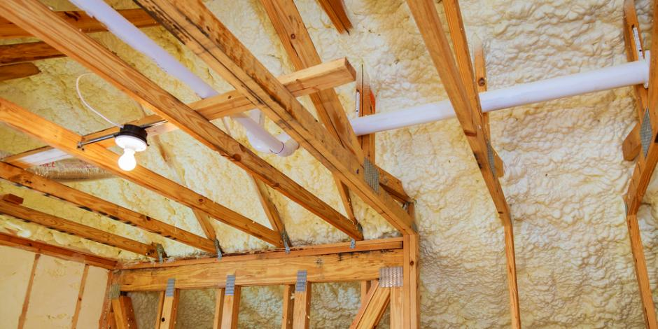 insulation, spray foam, cellulose, attic, thermal barrier, energy audits, air sealing, NY